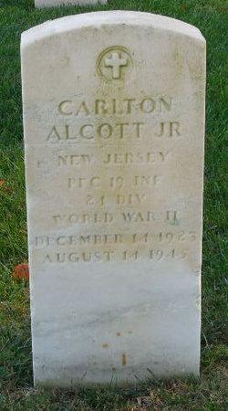 Carlton Alcott, Jr