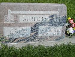 Leone Ellen <I>Laird</I> Appleby
