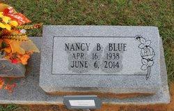 Nancy <I>Buckalew</I> Blue