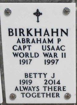 Abraham Phillip Birkhahn