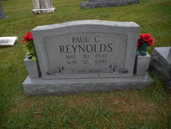 Paul C Reynolds