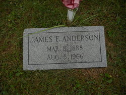 James F Anderson