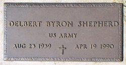 Delbert Byron Shepherd