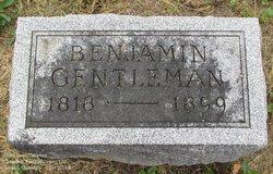Benjamin Gentleman