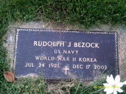 "Rudolph Jack ""Rudy"" Bezock"