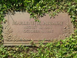Marlene <I>Reekwald</I> Abbajay