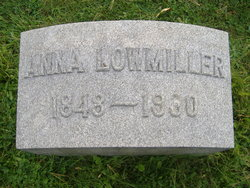 Anna <I>Sell</I> Lowmiller