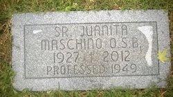 Sr Juanita Maschino