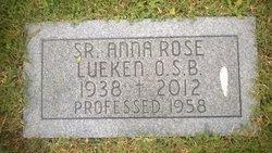 Sr Anna Rose Lueken