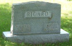 Marie Elizabeth <I>Finnegan</I> Picard