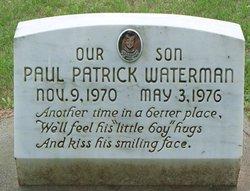 Paul Patrick Waterman