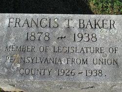 Francis Thompson Baker
