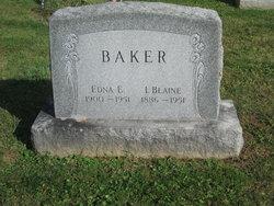 Ira Blaine Baker