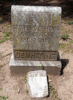 George DeWhiting