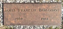 James Franklin Bohannon