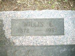 Willis Edward Isgrigg