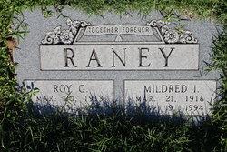 Mildred I Raney