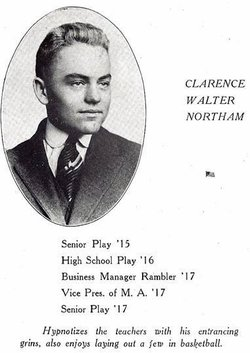 Clarence Walter Northam