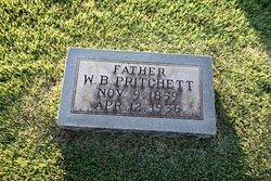 William Bazzell Pritchett