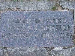 Charles Ross Geiszler