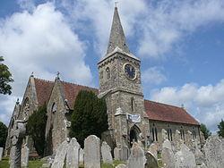 Christ Churchyard