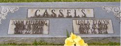 John Fielding Cassels