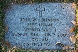 Lyle W Johnson