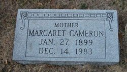 Margaret <I>Cameron</I> Coleberd