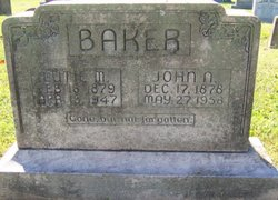 John Newton Baker