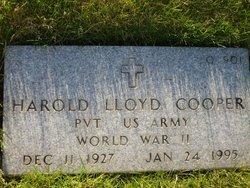 Harold Lloyd Cooper