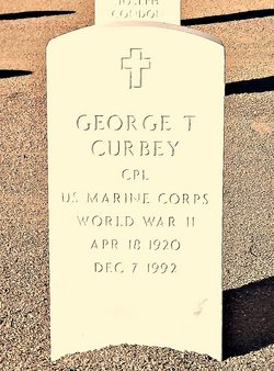 George T Curbey
