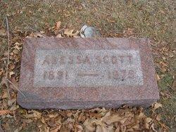 Mattie Adessa <I>Irvin</I> Scott