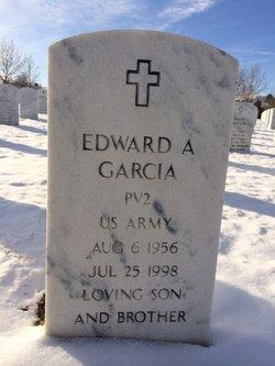 Edward A Garcia