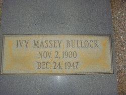"Ivy Massey ""Iva"" Bullock"