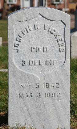 Joseph K. Vickers
