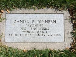 Daniel F Dinneen