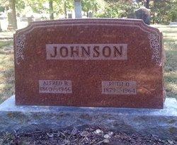 Ruth O. <I>Anderson</I> Johnson