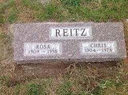 Rosa <I>Reitz</I> Reitz
