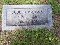 Fitzgerald Parramore Pat Adams
