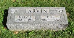 Mary B Arvin