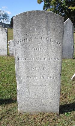 John O. Walsh