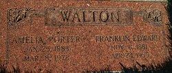 Amelia Ford <I>Porter</I> Walton