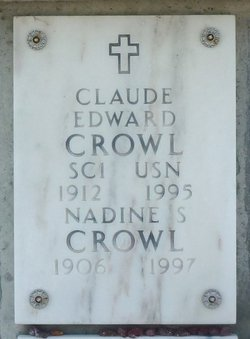 Nadine <I>Stewart</I> Crowl