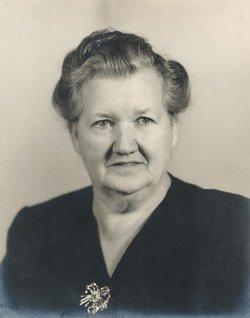 Polly Ann <I>May</I> Burleson