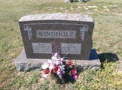 Elizabeth <I>Herrmann</I> Windholz