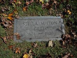 Stella <I>Sutton</I> Gillis