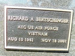 """Richard Arthur """"Rick"""" Bertschinger"""