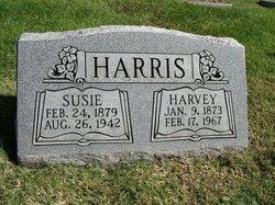 Susie <I>Mann</I> Harris