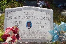 "David Marquis ""Lil D"" Simmons"