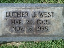 Luther James West, Sr